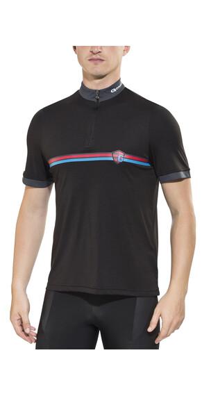 Gonso Emmen Koszulka kolarska czarny